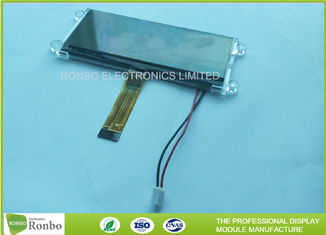 China Thin Transmissive Lcd Display , COG Graphic 240x64 Lcd Module With LED Backlight supplier