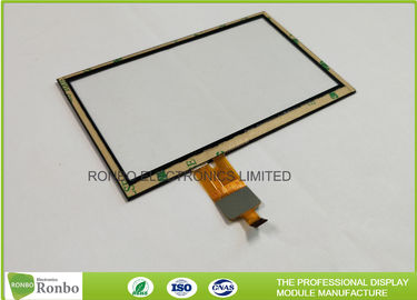 5.0 Inch Projected Capacitive Touch Panel G + G Structure High Performance