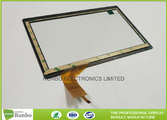 High Hardness Projected Capacitive Touch Panel 7.0 Inch Anti - Grave Touch IC GT911