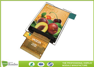 1.77 Inch TFT Small LCD Screen , 128*160 MCU 8 Bit Lcd Display 20 Pin Interface