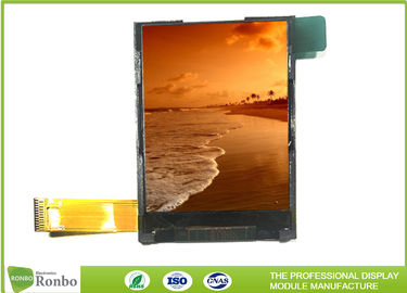 MCU Interface Small LCD Screen 2.0'' IPS Resolution 240x320 customizable Different Brightness