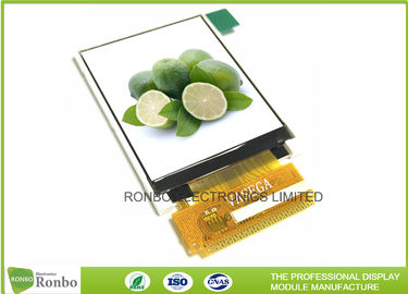 "China Resistive Touch Panel 2.0"" 176x220 MCU 16Bit TFT LCD Monitor for POS, Doorbell, Medical supplier"