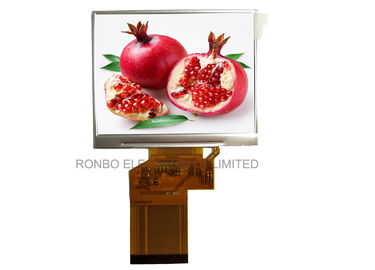 China 3.5 inch 320x240 RGB 54pin TFT LCD Screen,IC:HX8238D,With Option Touch Panel supplier