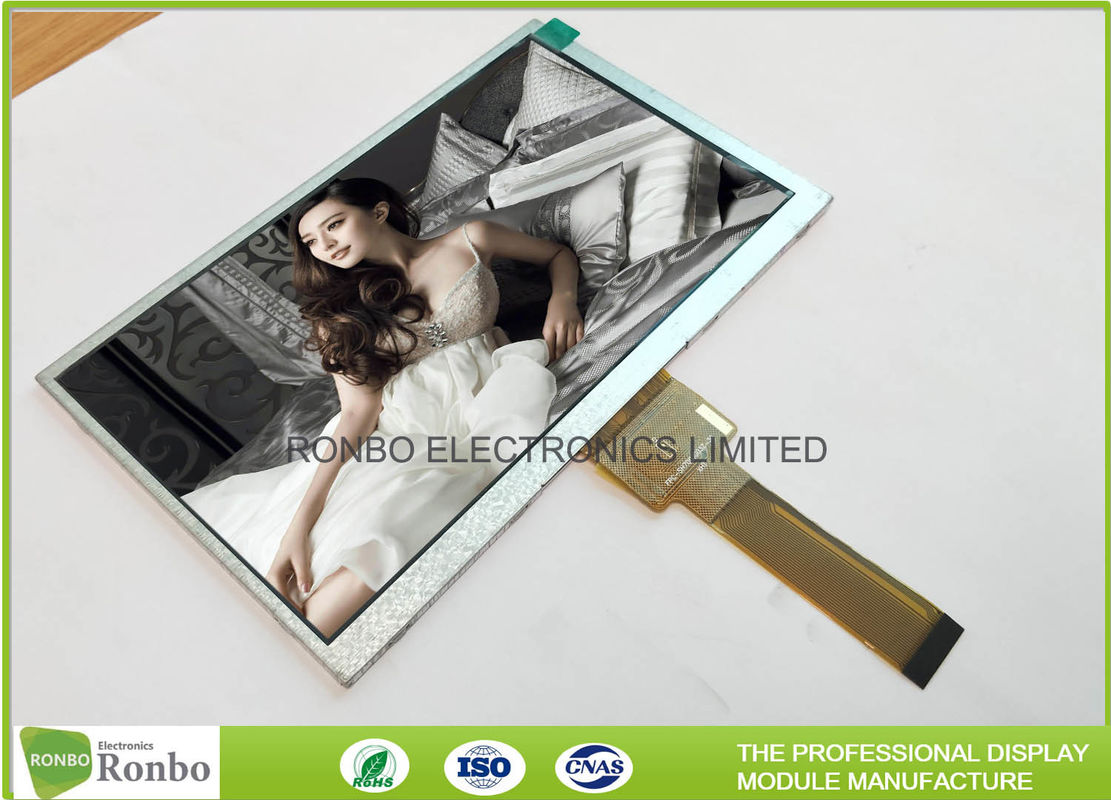 MIPI Interface Tablet LCD Screen High Resolution IPS 1024 x