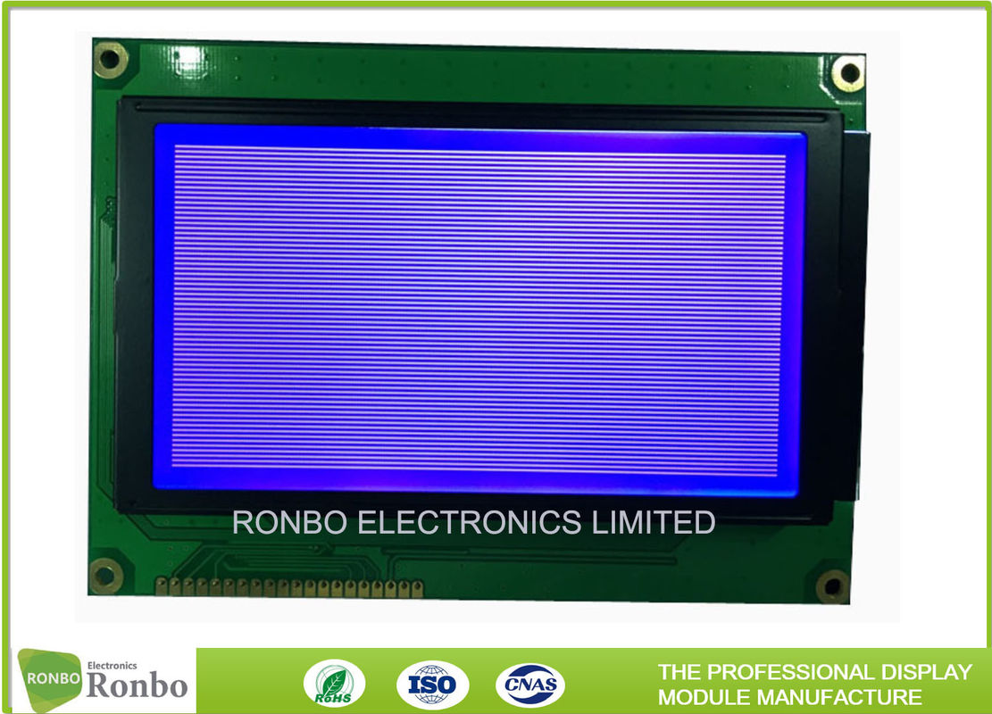 4 8 Inch Graphic LCD Display Module 240 * 128 Dots 8080