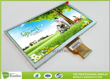 China Customized High Brightness TFT Display Sunlight Readable 8.0 Inch 800 * 480 distributor