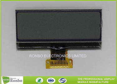 China 128x32 Graphic LCD Display , FSTN Positive COG Spi Lcd Module Customized distributor