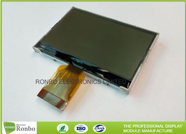 China SPI Interface 128 x 64 Monochrome Cog Lcd Display , Transflective Graphic LCD Module distributor