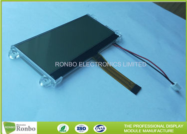 China FSTN Positive Transmissive COG LCD Module 240 * 64 Graphic With SPI Interface