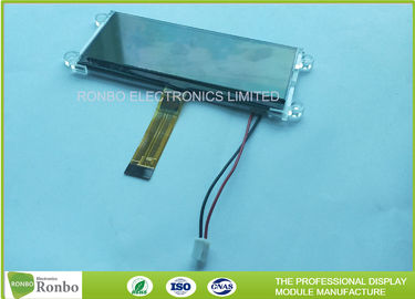 China Thin Transmissive Lcd Display , COG Graphic 240x64 Lcd Module With LED Backlight distributor