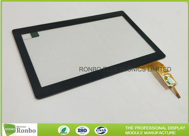 China High Hardness Projected Capacitive Touch Panel 7.0 Inch Anti - Grave Touch IC GT911 factory