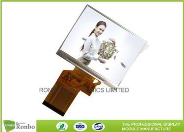 China High Quality IPS LCD Display 3.5 Inch 320*240 Industrial LCD Panel Option Touch Screen factory