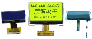 China COG LCD Module List From 128x32 To 256x128 Dots distributor