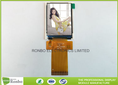 China 2.2 inch 240x320 Wide View TFT LCD Display With MCU 16Bit Interface Option Touch Screen distributor