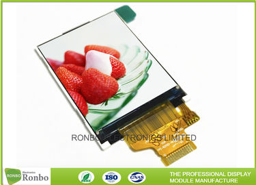 China ALL Iewing Direction Small LCD Screen 2.0 Inch Resolution 240x320 IPS RoHS Compliant distributor
