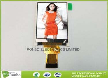 China 300cd/m² Brightness Ips Lcd Screen 2.0 Inch Resolution 240 * 320 With MCU Interface factory