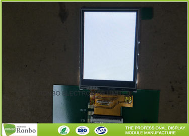 China IPS 2.4 Inch Resistive Touch LCD Display TFT Module 240 * 320 FPC ZIF Connector factory