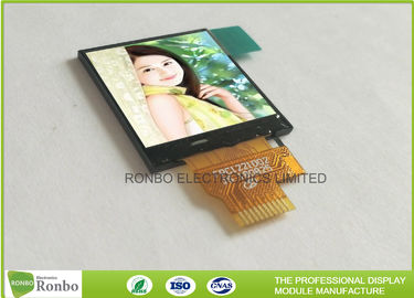 China Durable Smartwatch LCD Display 1.22'' IPS Resolution 240x240 250cd/m² Brightness distributor