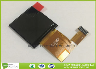 China Wearable Smartwatch Lcd Display 1.22 Inch IPS Resolution 240x240 RoHS Compliant factory