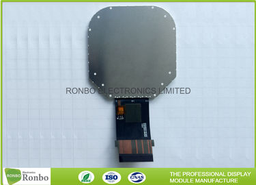 China RGB Interface Circular Lcd Screen 2.5'' IPS 480x480 Smart Doorbell AA Diameter 62.64mm factory