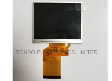 China 3.5 Inch 320*240 Industrial LCD Panel Replace CHIMEI LQ035NC111,Navigation and Digital Display factory
