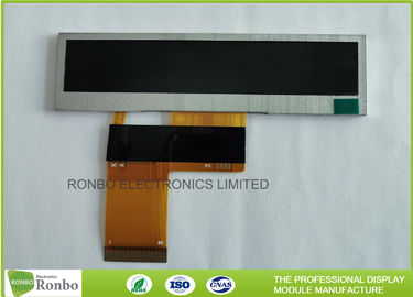 China High Liminance TFT LCD Display 3.9 Inch 480 * 128 Custom Stretched Bar Panel distributor