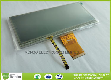 China Resistive Touch Bar LCD Screen 6.5 Inch 800x320 For Car DVD GPS Navigation System factory