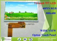 "Touch LCD screen Panel 3.5/"" 320x240 Resolution LQ035NC211"