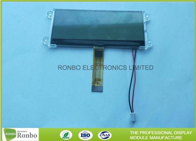 Thin Transmissive Lcd Display , COG Graphic 240x64 Lcd Module With LED Backlight