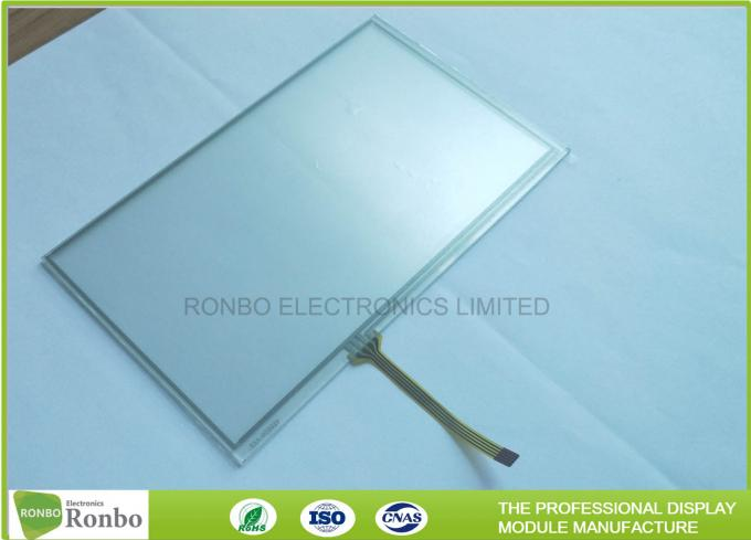 7 Inch 4 Wire Resistive Touch Panel 60.0mm FPC Length Long Durability