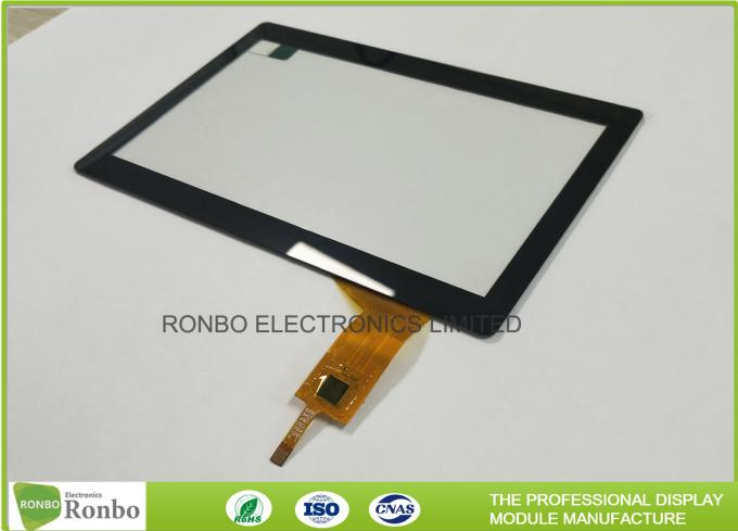 7.0 Inch Tempered Glass Projected Capacitive Touch Panel Multi Touch Screen