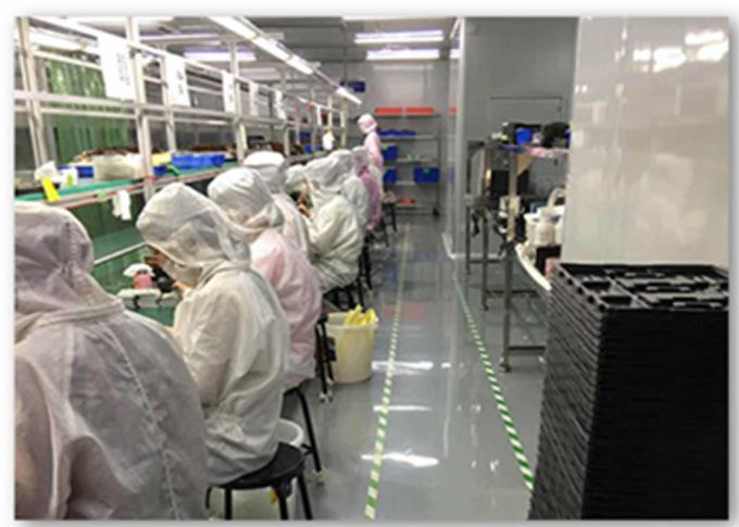 RONBO ELECTRONICS LIMITED factory production line 4